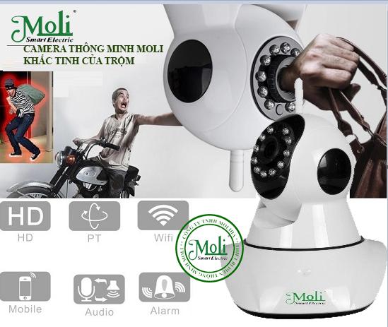Camera tích hợp báo trộm - xu hướng mới trong công nghệ an ninh gia đình